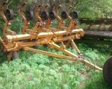 Escardillo De Arrastre 11 Surcos Agrometal