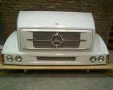 Trompas Mercedes Benz 1634-1620
