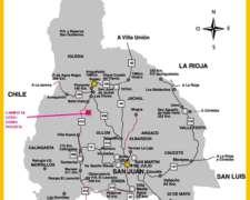 Vendo en Tocota,dpto. Iglesia, San Juan Campo de 500 Has