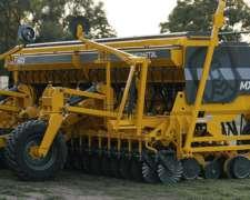 Sembradora Agrometal MX MAX 33/21