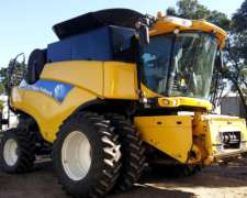 New Holland 9060 con Duales