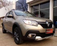 Sandero PH2 Stepway Intens 1.6 0km MY20 Disponible