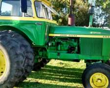 Tractor John Deere 4530, Muy Bueno