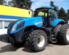 Tractor New Holland T8 325 - año 2015