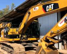 Excavadora Caterpillar 320d - 2000 Horas