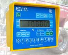 Balanzas para Fertilizadoras Vesta 3501