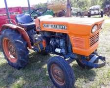 Tractor Kubota L1501 2000 Hs De Uso
