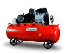 Compresor Handyman 5.5hp 300l 380 V 2 Cilindros