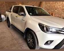Toyota Hilux SRX 2016 4X4