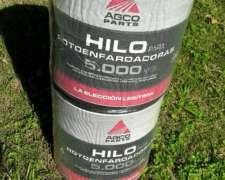 Hilo Para Rotoenfardadora X 5000 Mts Agco