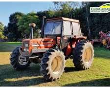 Tractor Same 80 HP, 1995, Doble Tracción, 2 Juegos de Ruedas