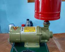 Equipo Electrobomba Filtrante Cherta - 9 de Julio