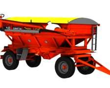 Acoplado Tolva AC 10000 Cerealera y Semillera