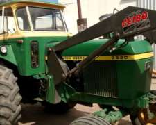 Tractor Jd 3530 Con Pala