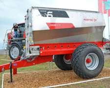 Abonadora para Sólidos 9500 Litros Fertec Serie 6
