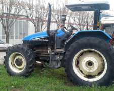 New Holland TS 120 DT año 2005. sin Cabina.