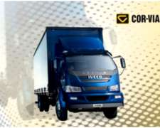 Camión Iveco Vertis 130 V19 Corvial