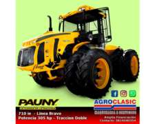Tractor Pauny 710 IE