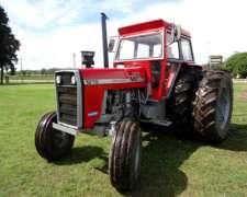 Tractor Massey Ferguson 1215 de 130 HP. Excelente Estado