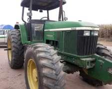 Tractor John Deere 7505 Año 2004 . 140 Hp.