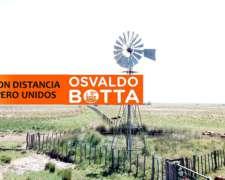 Alquilo 1500 Has en Guatraché, la Pampa