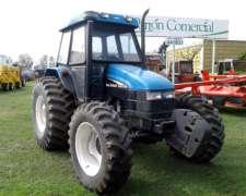 Tractor New Holland Ts100 Doble Traccion