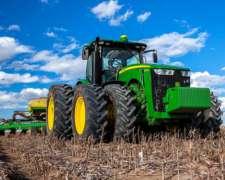 Tractor 8370r - 370 HP - John Deere