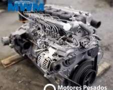 Motor MWM 6.10 de 160 HP - Reparado con Garantía