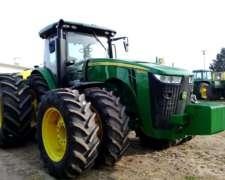 Tractor John Deere 8320 R, Nuevo, Disponibilidad Inmediata