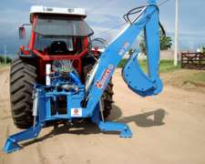 Retroexcavadora MO 350 Adaptable a Todo Tipo de Tractor