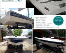 Bote Pescador 380 100% Matrizado 0km (precio Promocional)