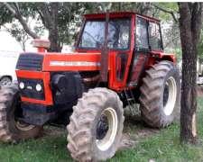 Tractor Zetor 120 HP