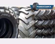 Neumatico 12.4-28 8 Telas Cubiertas Tractor Envios
