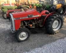 Massey Ferguson 250 Viñatero, 3 Puntos