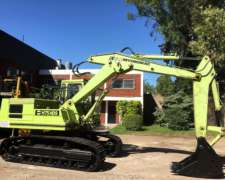 Vendo Excavadora Hydromac H75 HDS Modelo 87