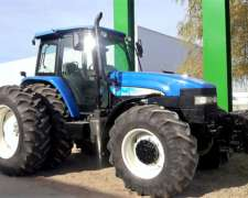 Tractor New Holland TM 180, año 2008, con Garantia