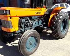 Tractor Iseky 35hp con 3 Ptos y Desmalezadora