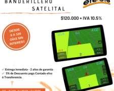 Banderillero Satelital EFE y EFE -instalación y Viáticos
