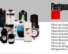 Filtros Fleetguard -importamos y Distribuimos