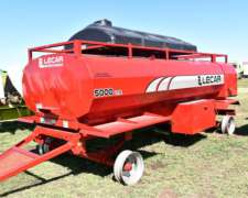 Tanque Combinado Lecar Rojo - 5000 Lts. - Nuevo
