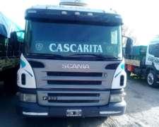 Vendo Scania P310 B4x2 Modelo 2.009 C/acoplado