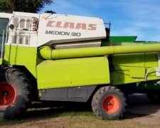 Cosechadora Claas Medion 310 - Río Tercero