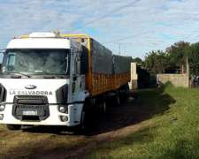 Cargo 1729 Autom. Mixto FH Enganchado 166000 km de Productor
