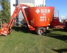 Mixer GEA 150 con Sistema Autocargable Seminuevo