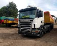 Scania G 340 2010