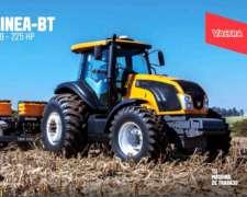 Tractor Valtra Mod. BT-150 4X4 Cabinado