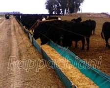 Comederos de Lona Rappachiani, para Terneros