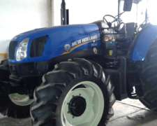 New Holland T 6.130- Nuevo - Enero 2021 - Disponible