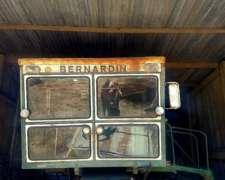 Cosechadora Bernardin M19 1979