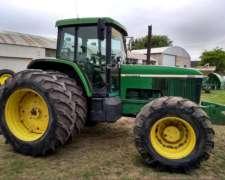 Tractor John Deere 7505 - año 2004 - Excelente Estado